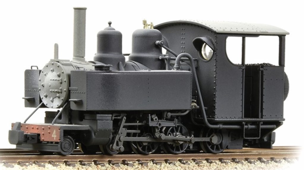 Bachmann Baldwin 10-12-D Tank No. 4 Snailbeach District Railway Black 391-030